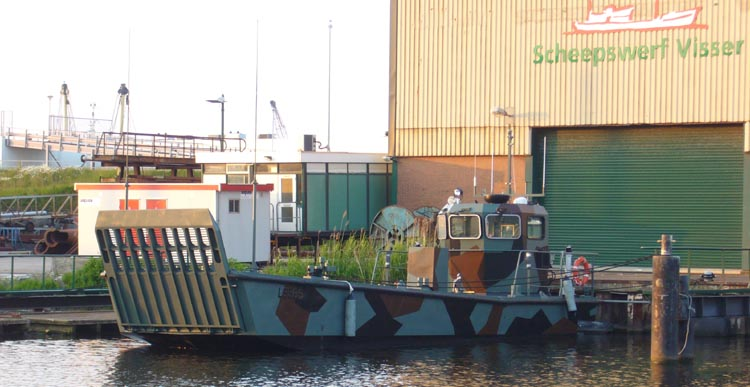 Manta Marine Design 15m Landing Craft Building Kit